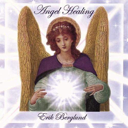 Angel Healing, Erik Berglund (CD)