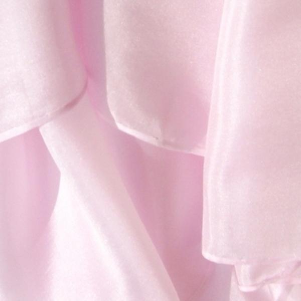 halstuch seide rosa