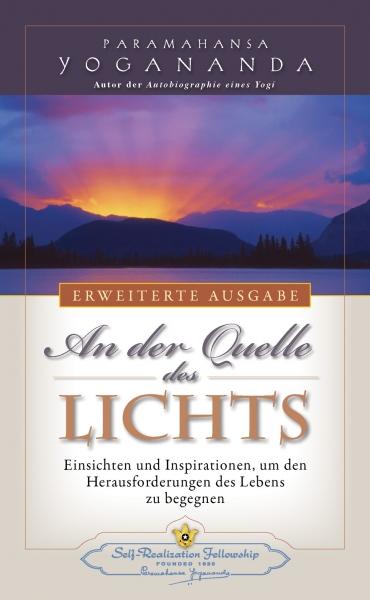 An der Quelle des Lichts, Paramahansa Yogananda