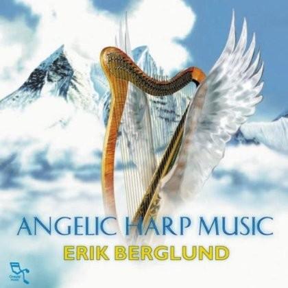 Angelic Harp Music, Erik Berglund (CD)