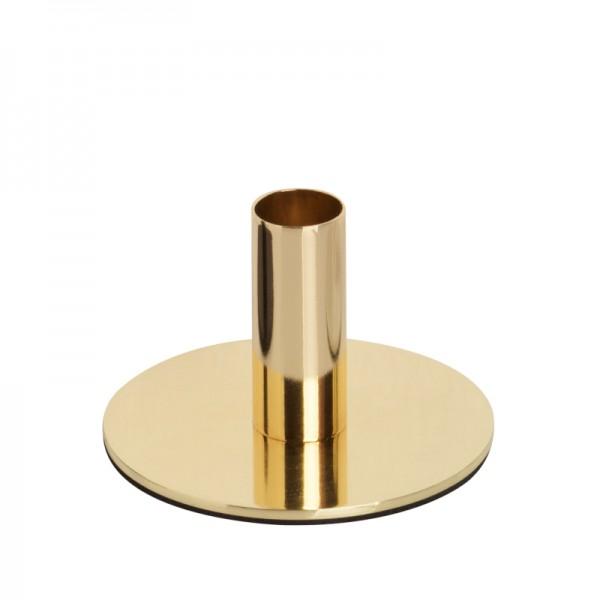 Kerzenständer gold aus Metall