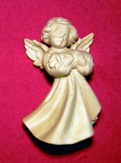 engel mit lamm