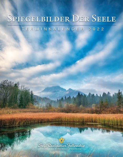 Spiegelbilder der Seele 2022, Paramahansa Yogananda, Terminkalender