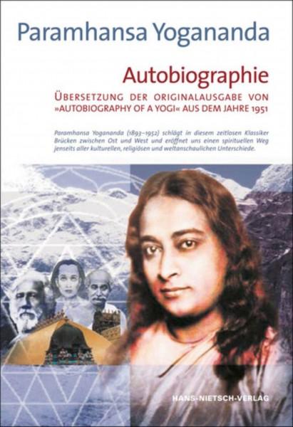 Autobiographie eines Yogi, Paramhansa Yogananda