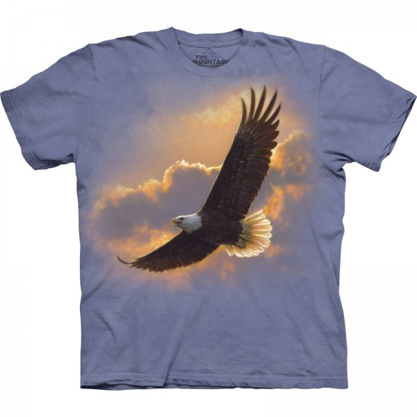 The Mountain T-Shirt 'Soaring Spirit Eagle'